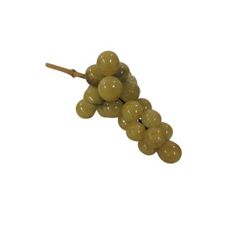 Marble Grapes on Stem