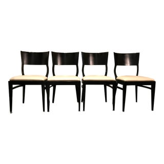 Contemporary Kitchen Chairs - Set of 4
