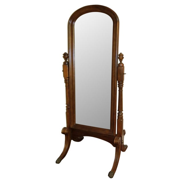 Cheval Mirror by Pennsylvania House - Image 1 of 6