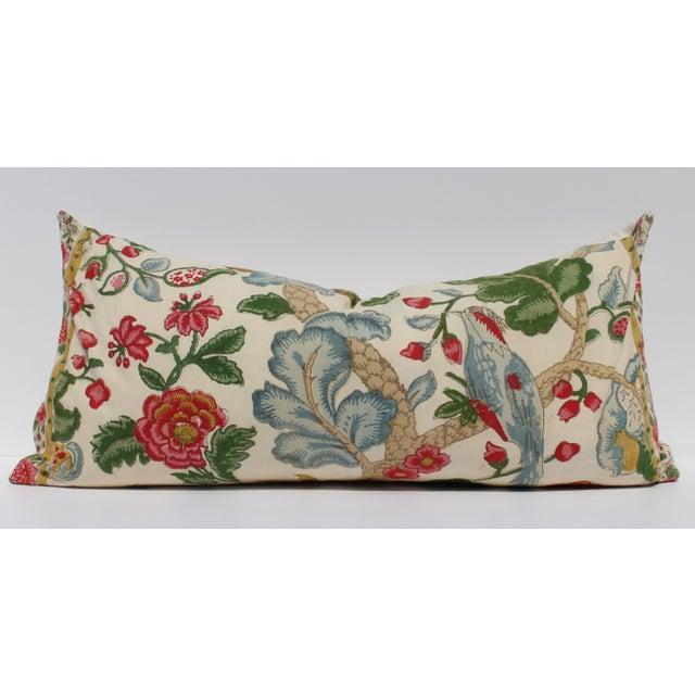 Image of Block Print Lumbar Pillow