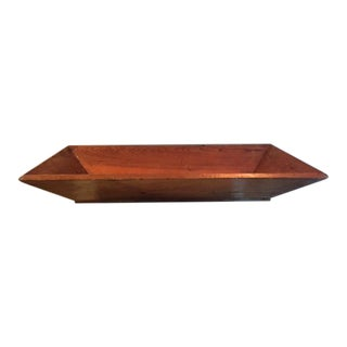 Rustic French Wooden Trough