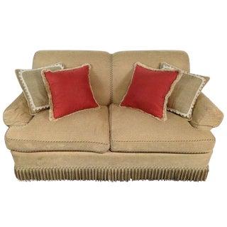 LeeJofa Upholstered Two-Cushion Loveseat