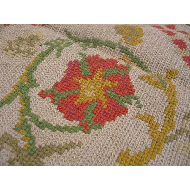 Portuguese Arraiolos Needlepoint Carpet 10 3 Quot X 13 3