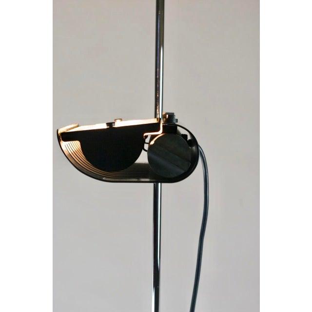Joe Colombo for Oluce Model 626 Floor Lamp - Image 4 of 10