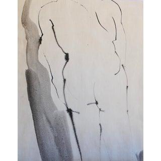 Vintage Figurative Drawing