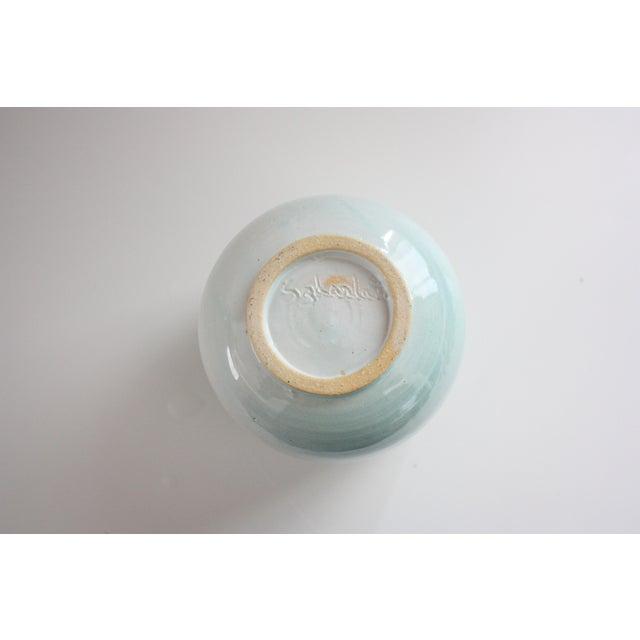 Handmade Ceramic Vase - Image 6 of 7