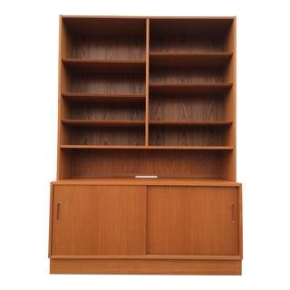 Poul Hundevad Denmark Bookcase Hutch
