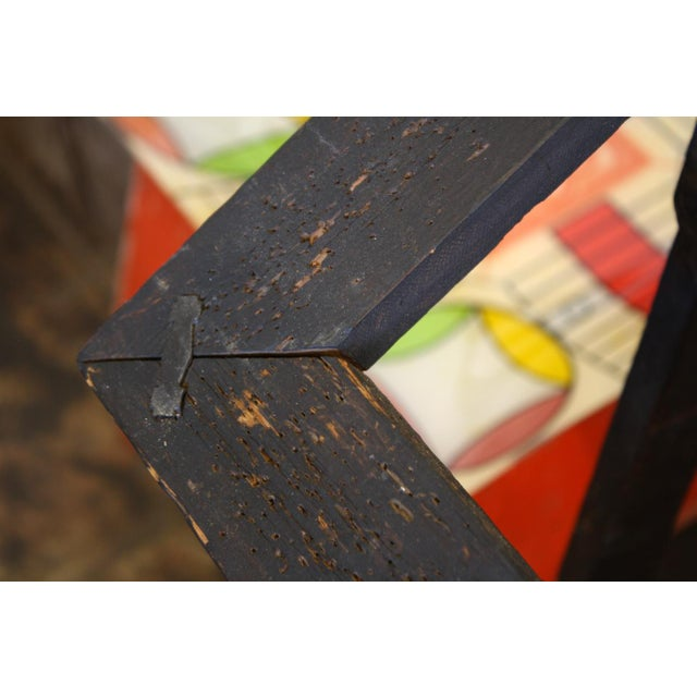 Black Wood Easel Display Stand - Image 2 of 4