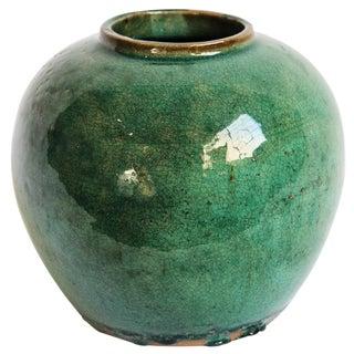 Asian Ceramic Jar