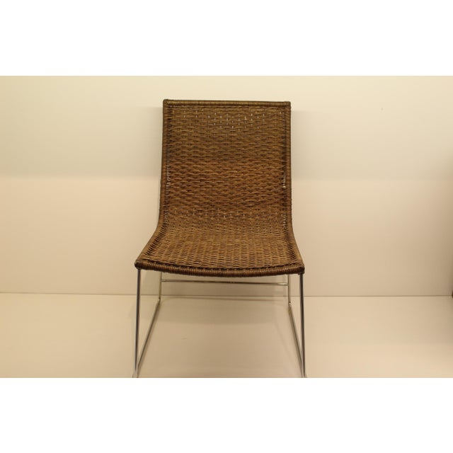 McGuire Sling Chair in Cocoa - Image 2 of 5