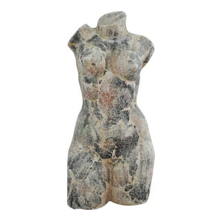 Vintage Italian Nude Sculpture