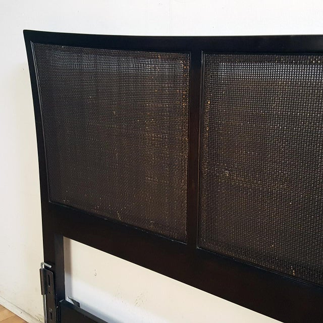 Sligh Furniture Cane King Headboard - Image 2 of 3