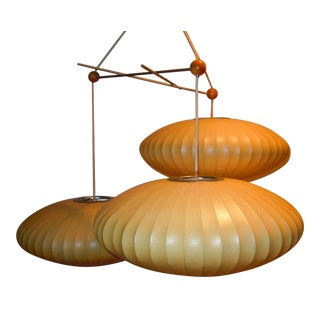 George Nelson B-3-740 Bubble Cluster Lamp
