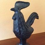 Image of Oaxacan Folk Art Barro Negro Rooster