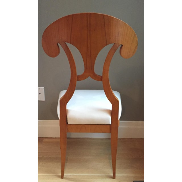 Biedermeier Dining Chairs - Set of 6 - Image 4 of 4