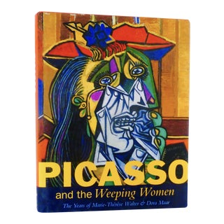 """Vintage """"Picasso and the Weeping Women"""" Book"""