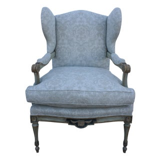 Dennis & Leen Wingback Chair