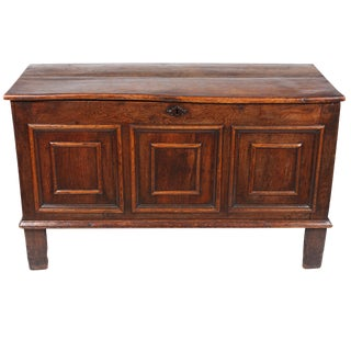 19th Century French Walnut Chest