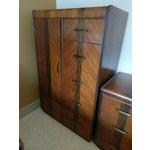 Image of Vintage Wardrobe Chifferobe & Dresser