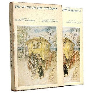 The Wind in the Willows - Pair