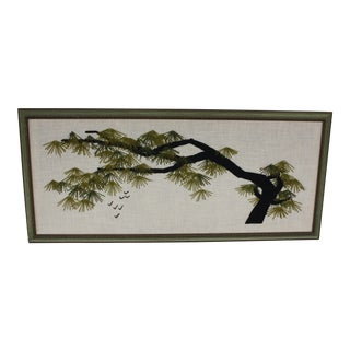 Chinoiserie Tree String Art