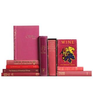 Wine Treasury Books - Set of 10