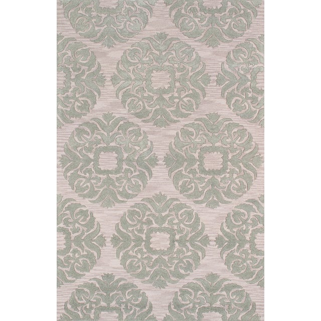 Image of Pasargad Transitional Collection Rug - 5' x 8'