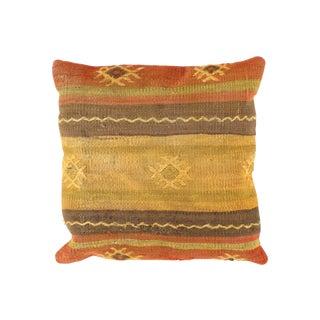 Vintage Kilim Pillow from Turkey