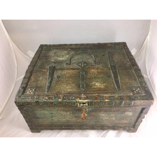 19 Century Oriental Cashbox - Image 3 of 10