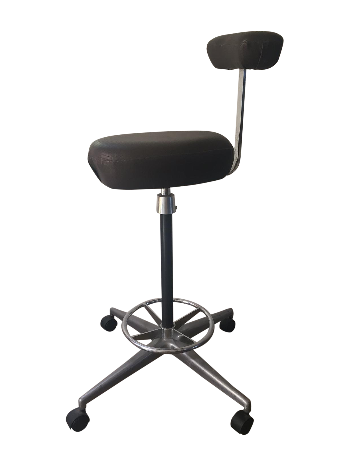 Drafting Stool By George Nelson For Herman Miller Chairish