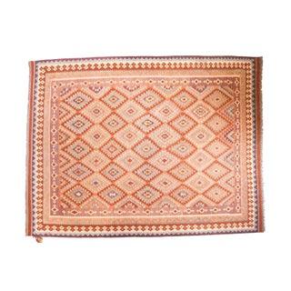 """Pakistani Kilim Carpet - 9'4"""" X 12'2"""""""