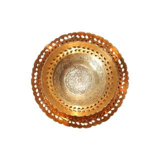 Ambika Brass Bowls - Set of 4
