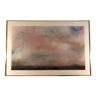 Aleah Koury Skyscape Painting