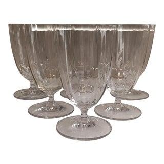 Vintage Hand Blown Goblets - Set of 6