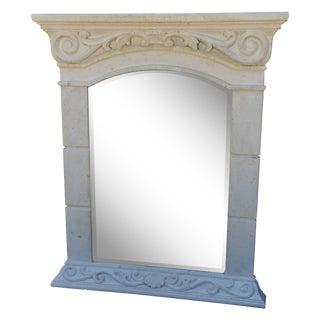 Painted Europen Style Mirror