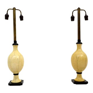 Pair of Christian Fersen Table Lamps