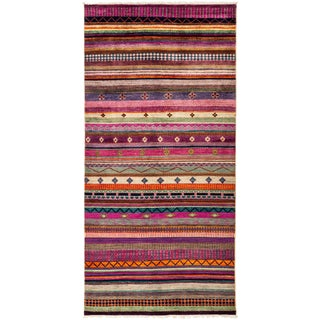 "Lori, Hand Knotted Area Rug - 4'2"" X 8'1"""