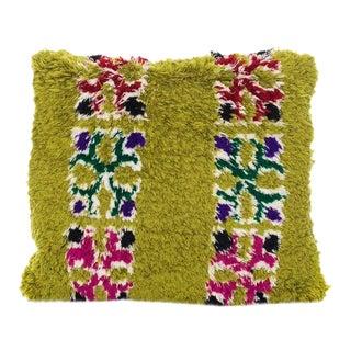 Moroccan Boucherouite Pillow