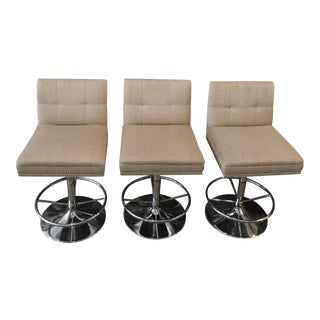 Michael Weiss Doyl Counter Stools - Set of 3