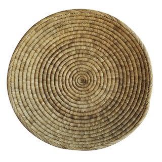 Large Handwoven Moroccan Basket
