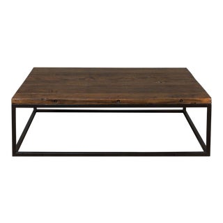 Sarreid Ltd Reclaimed Wood Coffee Table