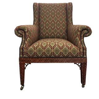 Baker Guinness Wingback Chair