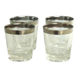 Dorothy Thorpe Style Old Fashioned Glasses - Set of 4