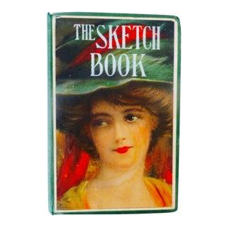 """Antique Washington Irving """"The Sketch Book"""" Book"""