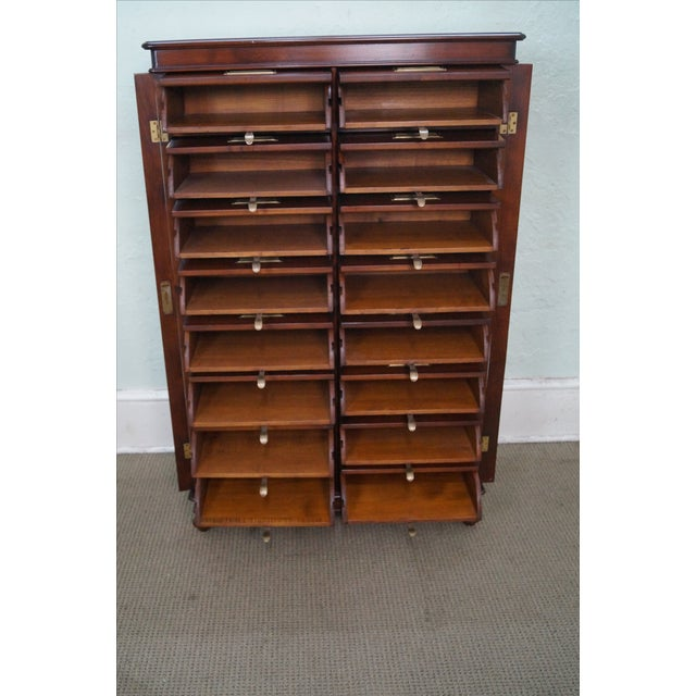 Grange Cherry Multi-Drawer File Cabinet - Image 5 of 10