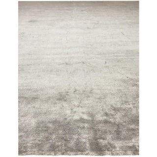 Contemporary New Hand Woven Rug 12' x 14'10