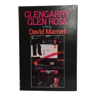 David Mamet Glengarry Glen Ross 1983