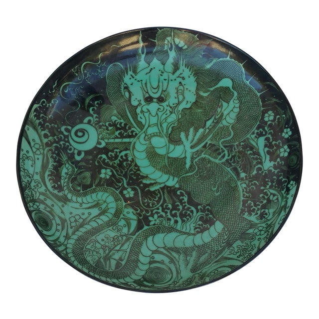 Image of Emerald Green Dragon Charger