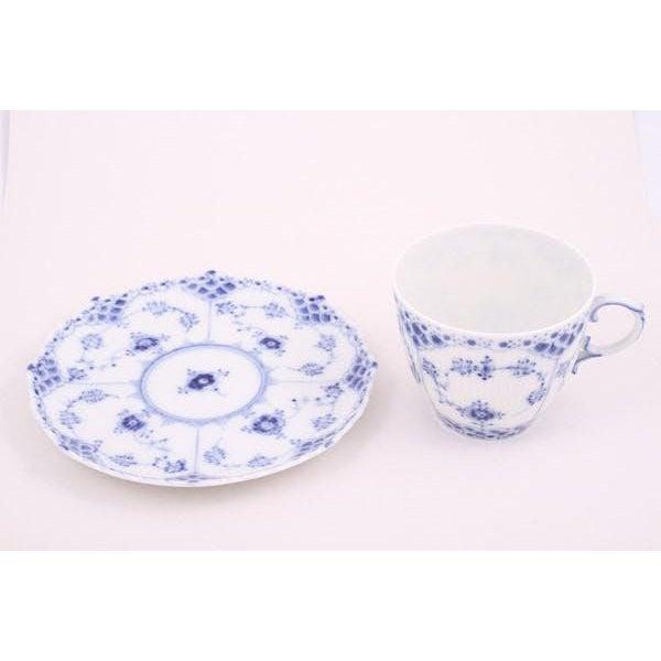 Royal Copenhagen Mini Cup & Saucer - A Pair - Image 8 of 8