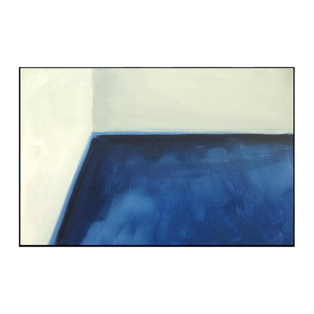"""Abstract Open Door"" Fine Art Framed Giclée Print - Image 1 of 3"